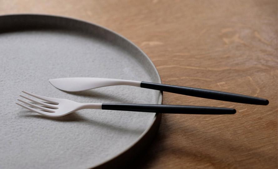 ZIKICO ジキコ/SUMU Cutlery ディナーナイフ・デザートナイフ(4種)のイメージ画像