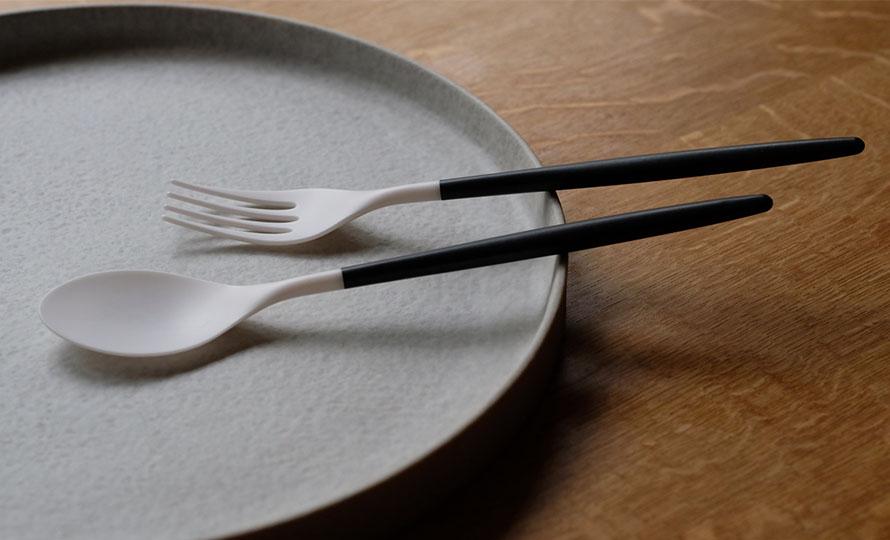 ZIKICO ジキコ/SUMU Cutlery ディナーフォーク・デザートフォーク・フルーツフォーク(6種)のイメージ画像