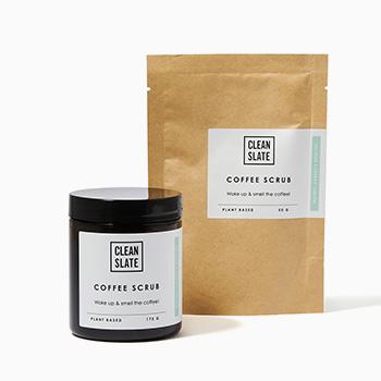 CLEAN SLATE クリーンスレート/コーヒースクラブ(50g、175g)