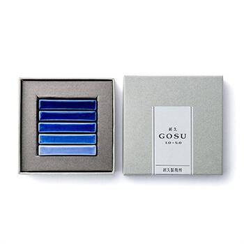 副久GOSU/1.0-5.0 箸置き 箱入りセット