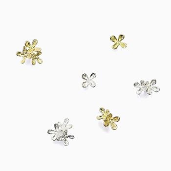 Pfutze プフッツェ/fregrant olive pierced earring キンモクセイ ギンモクセイピアス(シングル 6種)
