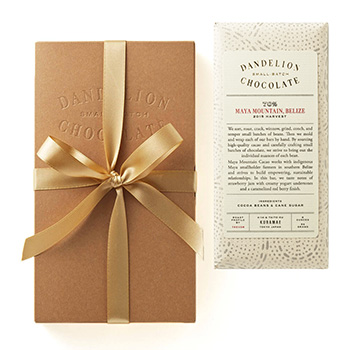 DANDELION CHOCOLATE ダンデライオン・チョコレート/CHOCOLATE COLLECTION チョコレートコレクション(2個入り)