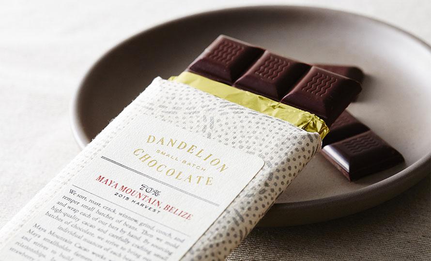 DANDELION CHOCOLATE ダンデライオン・チョコレート/CHOCOLATE COLLECTION チョコレートコレクションのイメージ画像