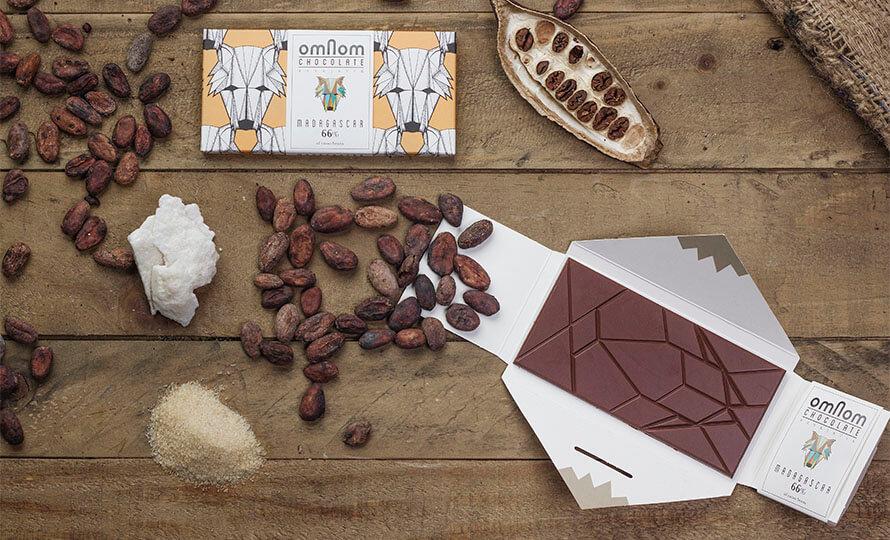 Omnom Chocolate オムノムチョコレート/Chocolate チョコレート(10種)のイメージ画像