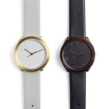 POS+ ポスト/normal TIMEPIECES HIBI 腕時計(2色)