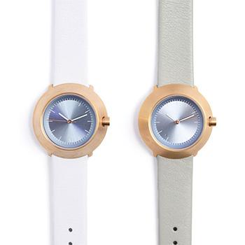 POS+ ポスト/normal TIMEPIECES FUJI 腕時計(2色)
