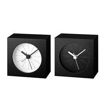 Lemnos レムノス/「City Pop」 電子音アラーム時計(YK19-19/2色)