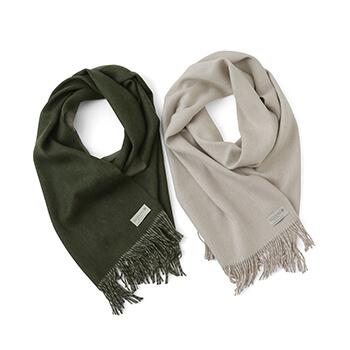 ELVANG エルヴァン/HIS&HER SCARVES スカーフ(2種)