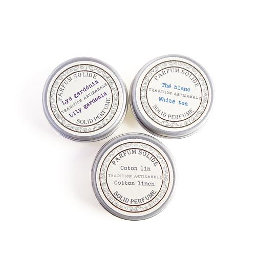 Senteur et Beaute サンタール・エ・ボーテ/フレンチクラッシック 練り香水(2種)