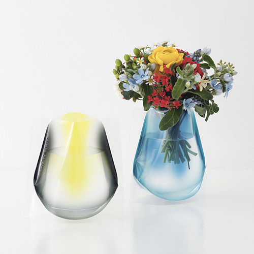 D-BROS ディーブロス/フラワーベース「Hope Forever Blossoming」 ショート(カラー2種)