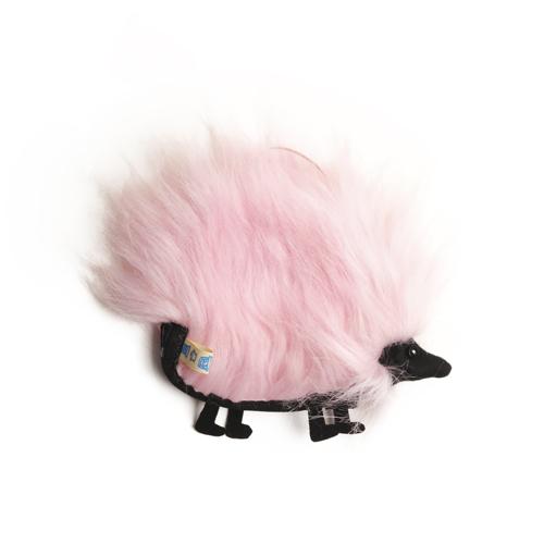ひびのこづえ/ハリネズミのポーチ(ピンク)