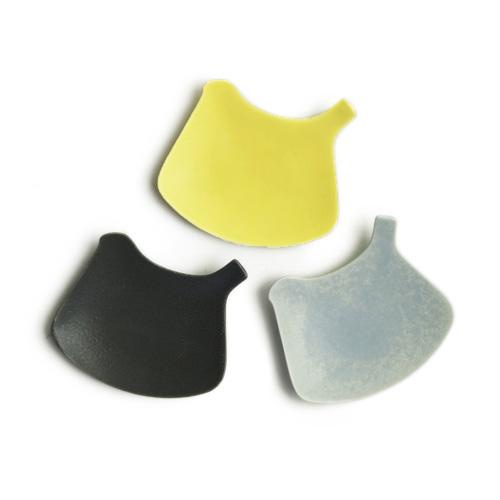 イイホシユミコ yumiko iihoshi porcelain/プレート tori plate(6色)