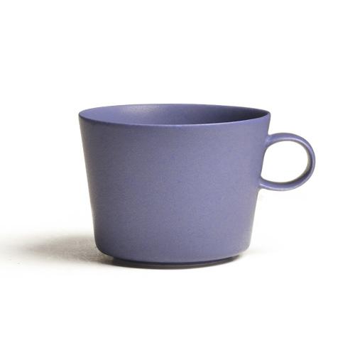 イイホシユミコ yumiko iihoshi porcelain/「unjour アンジュール」matin(朝) カップ(ruri)