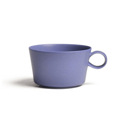 イイホシユミコ yumiko iihoshi porcelain/「unjour アンジュール」apres-midi(午後) カップ(ruri)