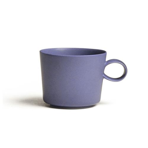 イイホシユミコ yumiko iihoshi porcelain/「unjour アンジュール」nuit(夜更け) カップ(ruri)