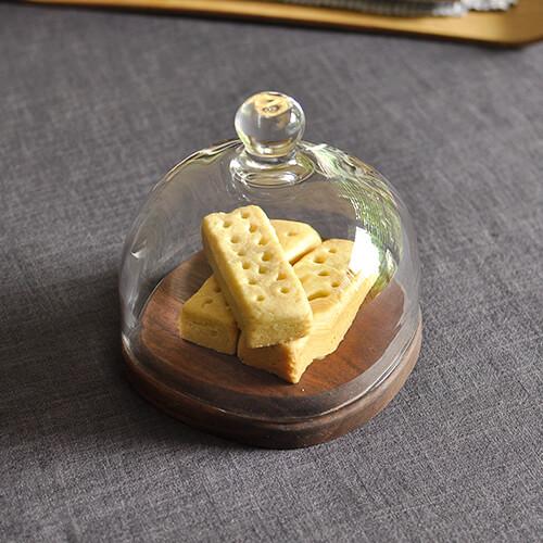河上智美/バターケース スクエアドーム(2色)