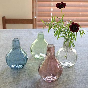 河上智美 かわかみともみ/ミニ花器モール カラー(7種)