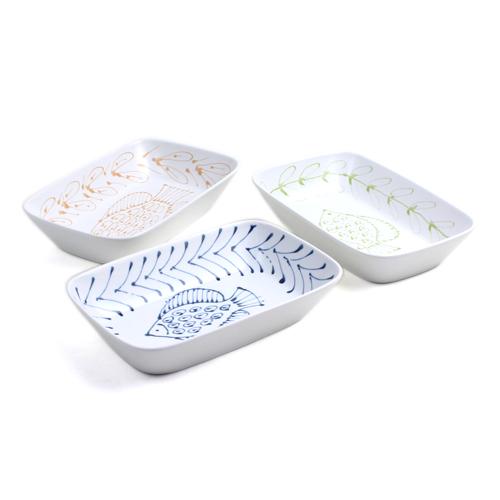 Pebble Ceramic Design Studio 石原亮太/レクタングボール フィッシュ 1点もの(3種)