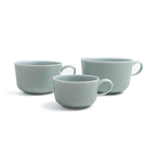 イイホシユミコ yumiko iihoshi porcelain/「ReIRABO リイラボ」cup カップ spring mint green(S・M・L)