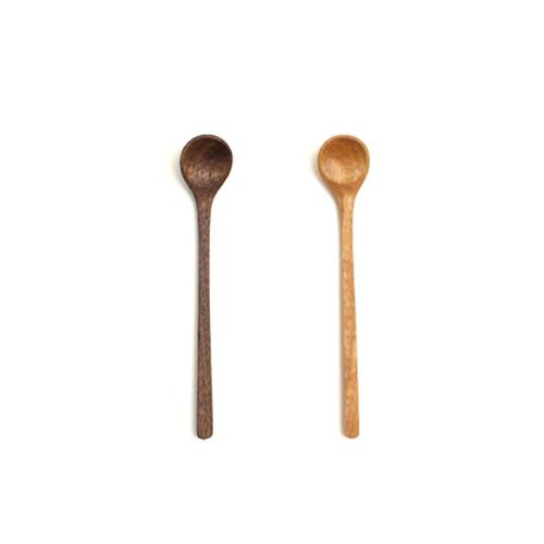 川端健夫/木製 コンフィチュールスプーン(2種)