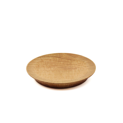 川端健夫 かわばたたけお/木製 スコーンプレート 5寸(チェリー)