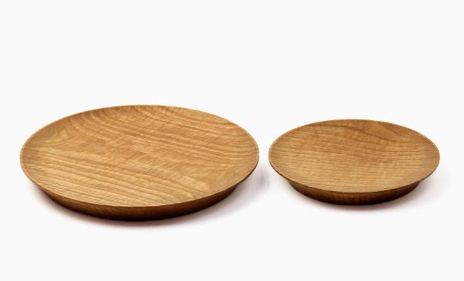 川端健夫 かわばたたけお/木製 スコーンプレート 7寸(チェリー)/木製 スコーンプレート 7寸(チェリー)のイメージ画像