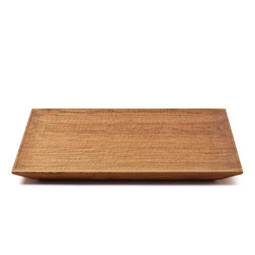 川端健夫 かわばたたけお/木製 ランチプレート(チェリー)