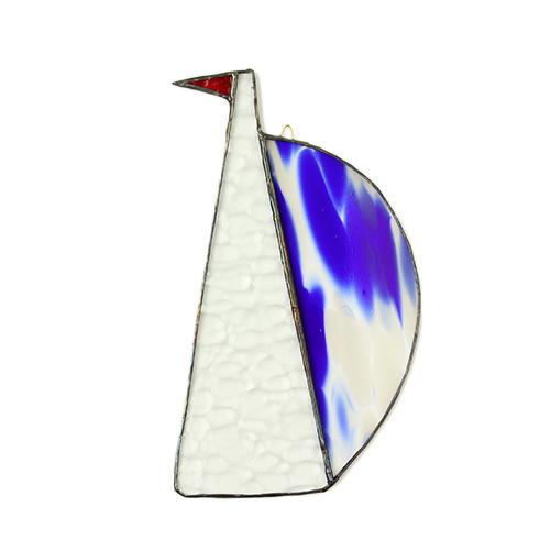 vivo stained glass works ビーボステンドグラス/BIRD BLUEBIRD ブルーバード(4種)