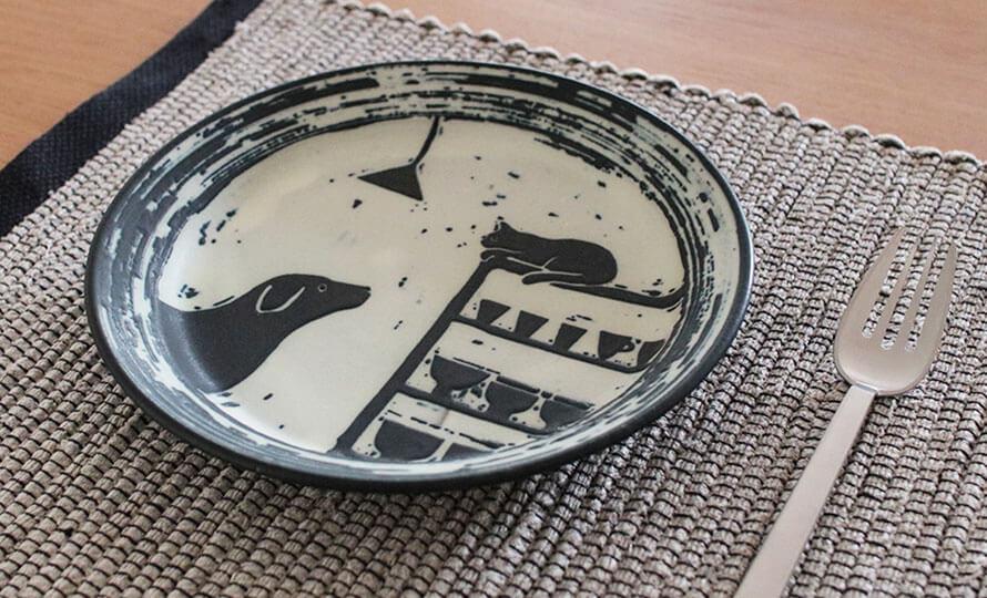 坂井千尋 plate22 プレート 4種