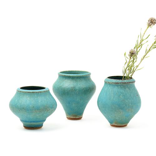 鈴木麻起子/「Turkish ターキッシュ」vase mini フラワーベースミニ
