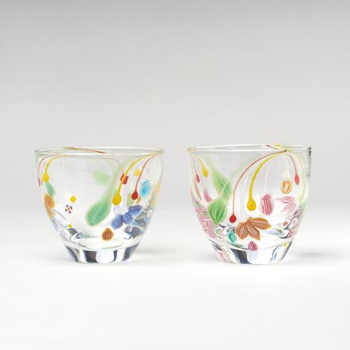 松下高文 まつしたたかふみ/グラス(4種)