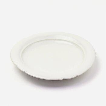 田中直純 たなかなおずみ/輪花ケーキ皿