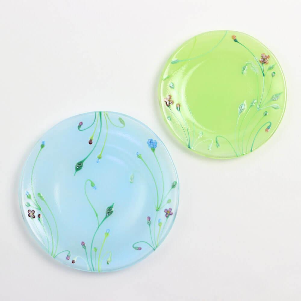 平皿 小/リム皿