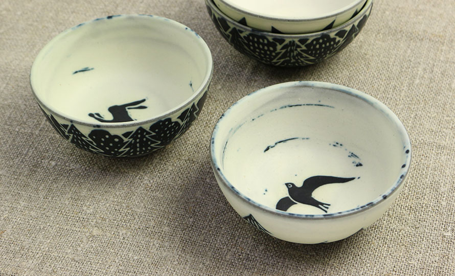 坂井千尋 さかいちひろ/bowl ボウル(5種)のイメージ画像