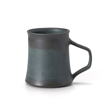 平野日奈子 ひらのひなこ/コバルト マグカップ