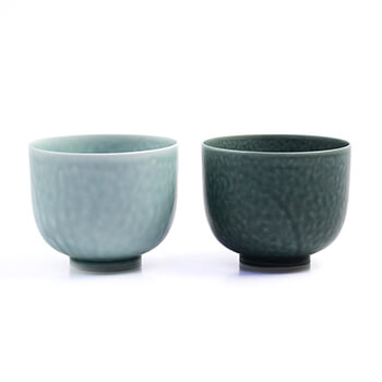 イイホシユミコ yumiko iihoshi porcelain/「ReIRABO リイラボ」matcha bowl マッチャボウル(2色)