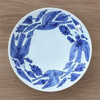 Pebble Ceramic Design Studio 石原亮太/大皿 1点もの(2種)