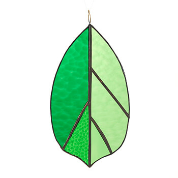 vivo stained glass ビーボステンドグラス/LEAF リーフ「モクレン」