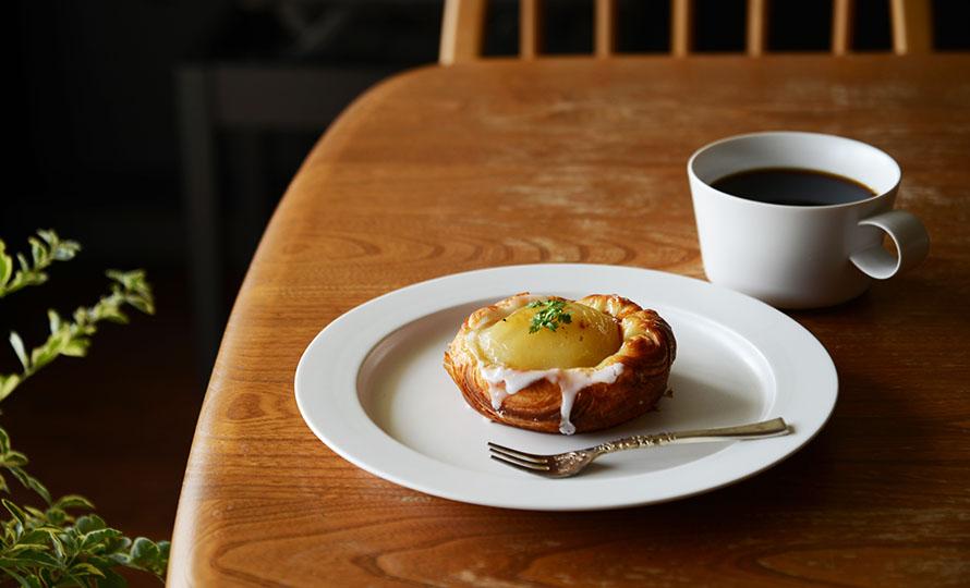 イイホシユミコ yumiko iihoshi porcelain/「unjour アンジュール」プレート yuki(4サイズ)のイメージ画像