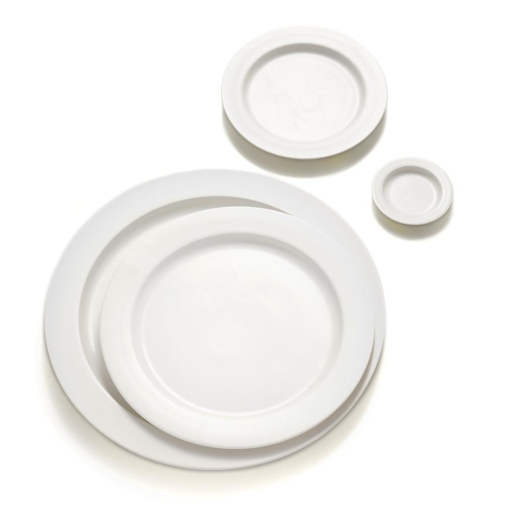 イイホシユミコ yumiko iihoshi porcelain/「unjour アンジュール」プレート yuki(4サイズ)
