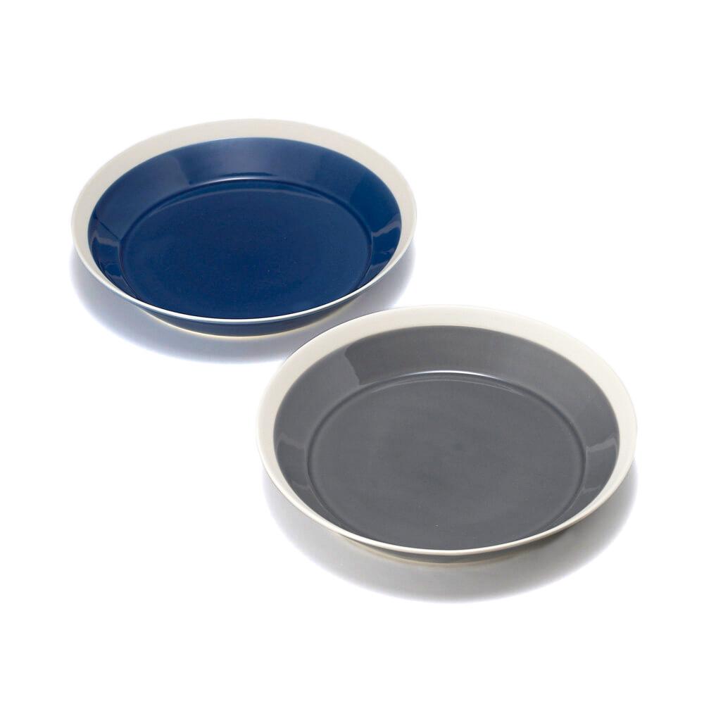 イイホシユミコ yumiko iihoshi porcelain/「dishes ディッシーズ」plate プレート 20cm(2色)