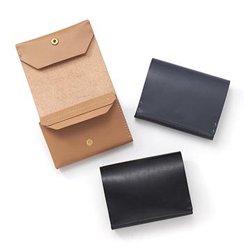 affordance アフォーダンス/二つ折り財布(3種)