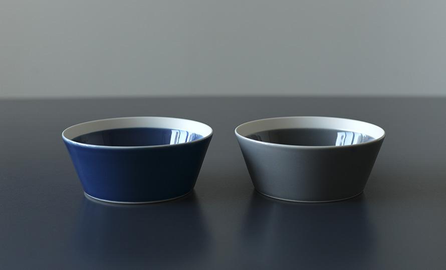 イイホシユミコ yumiko iihoshi porcelain/「dishes ディッシーズ」bowl ボウル S(2色)のイメージ画像