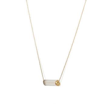 sorte glass jewelry ソルテグラスジュエリー/SGJ-025CI ガラス ネックレス