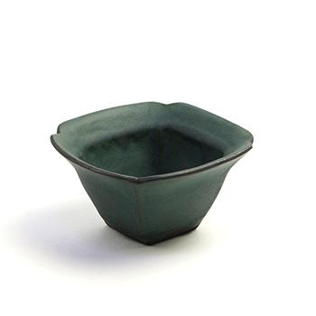 平野日奈子 ひらのひなこ/コバルト 角鉢