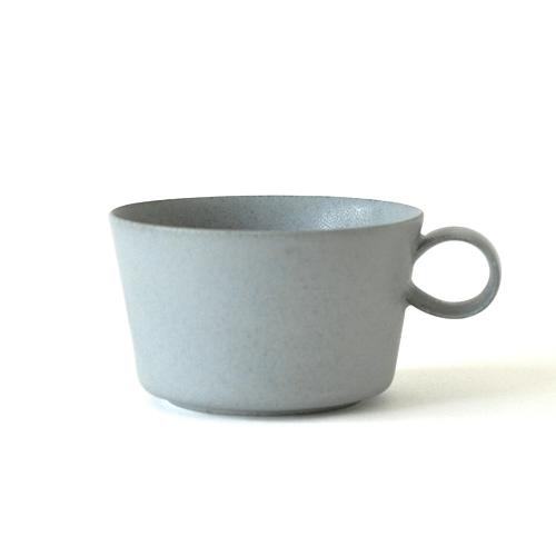 イイホシユミコ yumiko iihoshi porcelain/「unjour アンジュール」 apres-midi(午後) カップ(smoke blue)