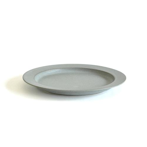 イイホシユミコ yumiko iihoshi porcelain/「unjour アンジュール」 apres-midi(午後) プレート(smoke blue)