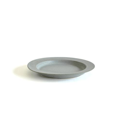 イイホシユミコ yumiko iihoshi porcelain/「unjour アンジュール」 gouter ソーサー(smoke blue)