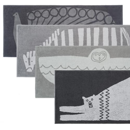 OTTAIPNU オッタイピイヌ/フェイスタオル 35×80(4種)
