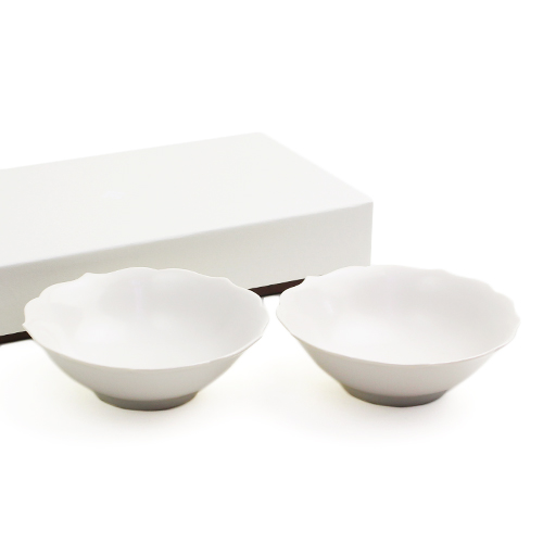 JICON 磁今/Bellflower bowl 桔梗小鉢 二客セット